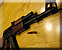 Rebel assault rifle icon