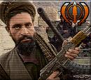 Warlord General Sulaymaan