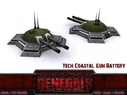 Tech CoastalGun