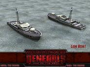 Beta Gunboat