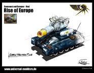 EU Cobra-NeutronTank