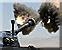 Claymore howitzer artillery barrage icon