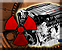 Nuclear engine icon