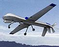Predator drone icon