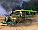 Battle bus icon