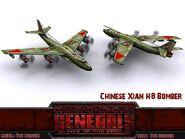 China XianH8