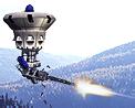 Battle drone icon