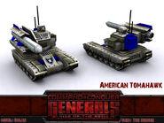 American Tomahawk