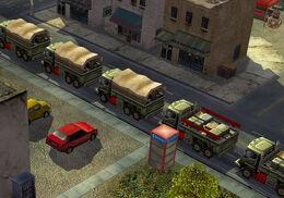 Supply truck c-1