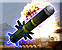 Heat missiles icon