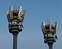 Telecom tower icon
