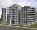 Tech hospital icon