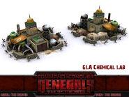 GLA ChemicalLabRender