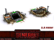 GLA Tunnel Hideout