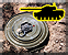 Combat pioneer place anti tank mine icon