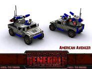 American Avenger