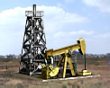 Tech oil derrick icon