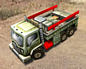 Supply truck icon
