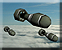Tech airport airstrike icon