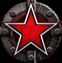 Russian Emblem Logo