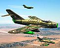 Vulture bomber icon