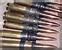 Armor piercing bullets icon