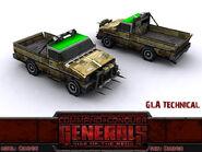 GLA Technical A