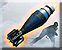 Mortar pit tear gas mortar icon