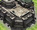 Tech blockade fortress icon