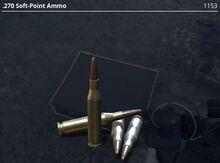 .270 Soft-Point Ammo