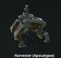 APOC HARVESTER
