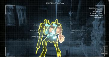 FNIX Hunter