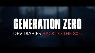 Generation Zero - Back to the 80's