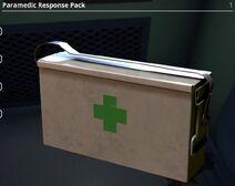 Paramedic Response Pack