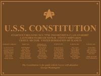 Plaque-Constitution