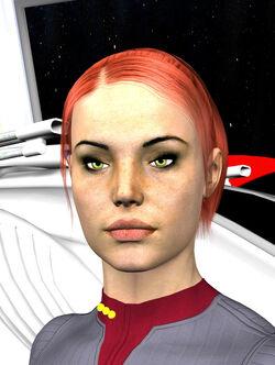 Stephanie Morgan Head