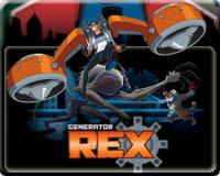 Generator rex toy line