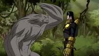 Jungle Cat EVO turned to stone