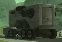 Assault vehicle fusion fall