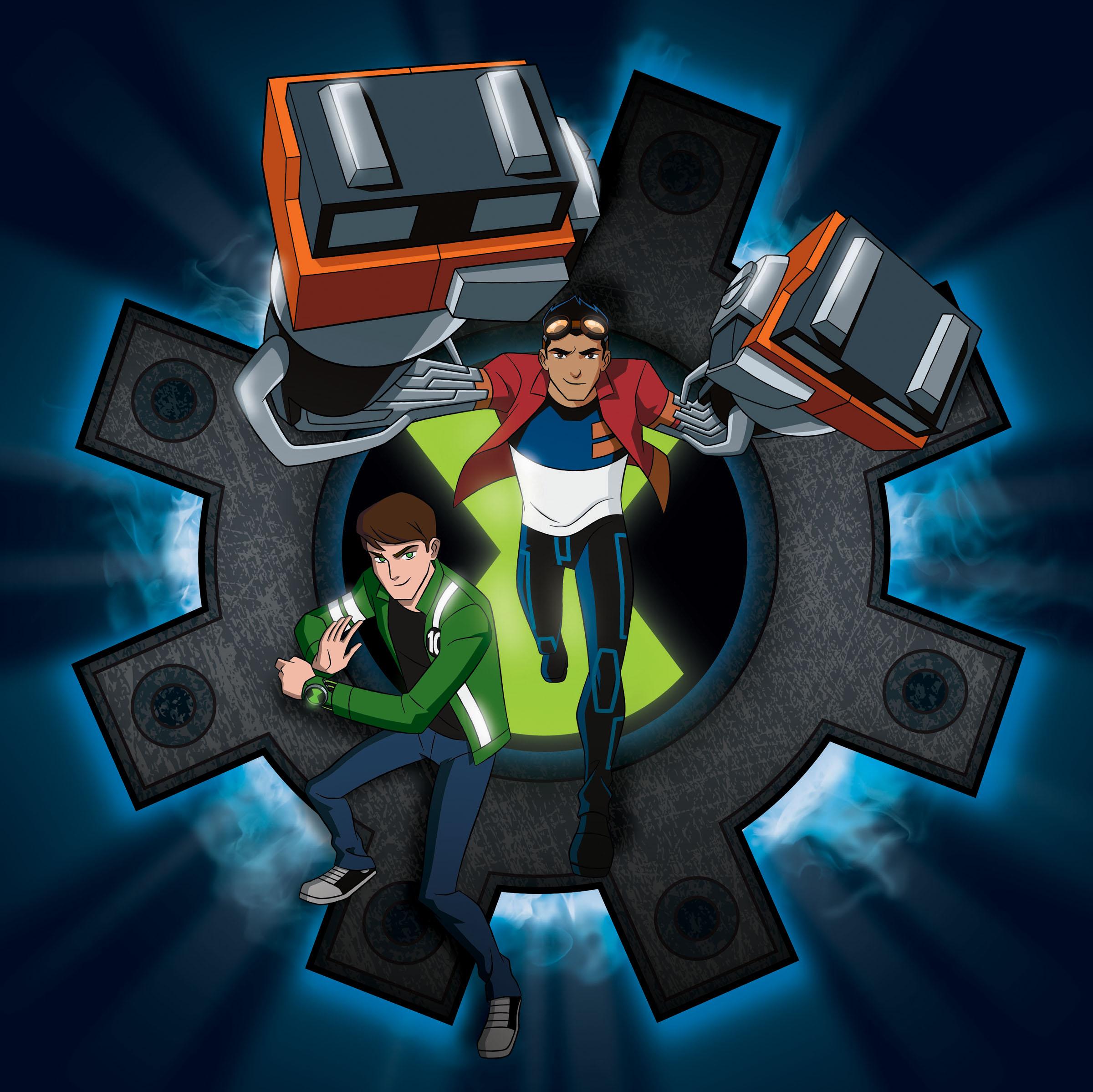 Image - Ben-10-Ultimate-Alien-and-Generator-Rex-Crossover.jpg ...