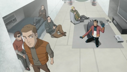 Generator Rex Grounded