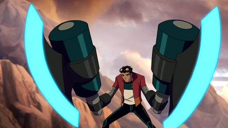 Rex Salazar's machines | Generator Rex Wiki | FANDOM powered by Wikia