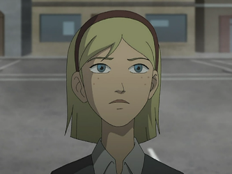 Little Girl (Slug EVO) | Generator Rex Wiki | FANDOM powered by Wikia