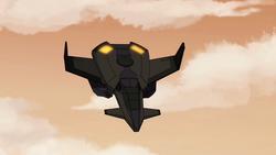 Rex's jet