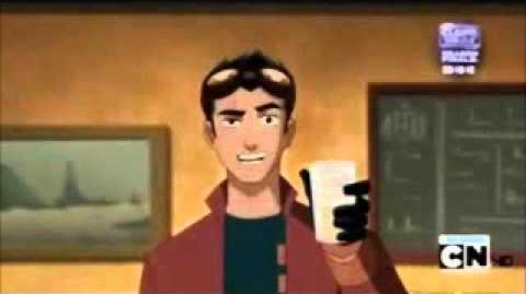 Generator Rex-Lightning Crashes