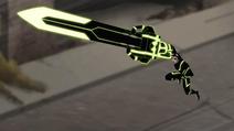 Alien Excalibur