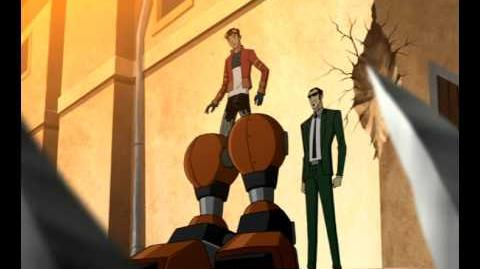 Cartoon Network Generator Rex