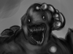 File:Alien face by shails the dark fox-d48t77p.png