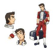 Takakane animedesign2