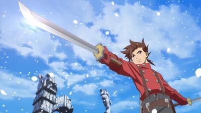 LLoyd in the anime